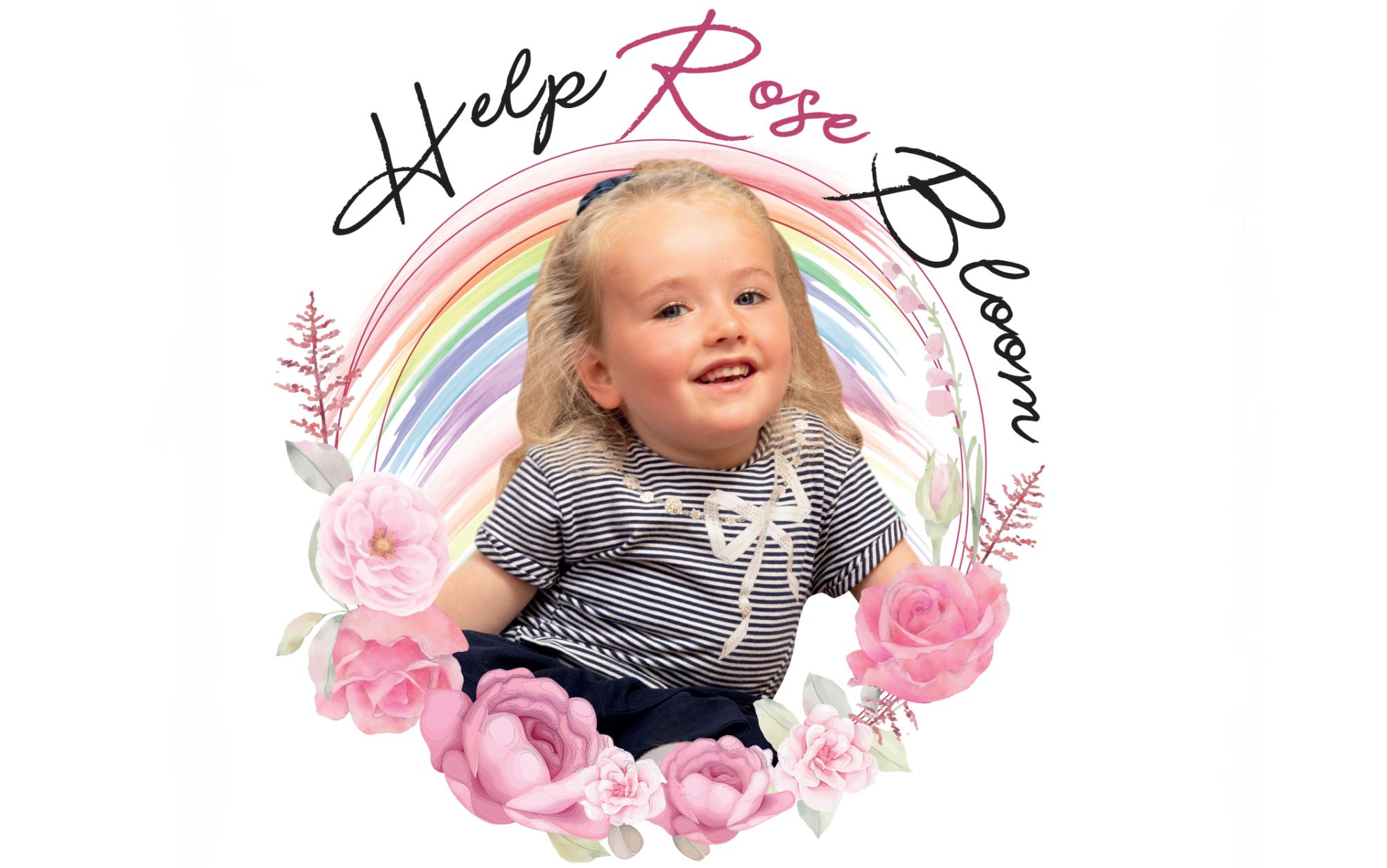 Help Rose Bloom